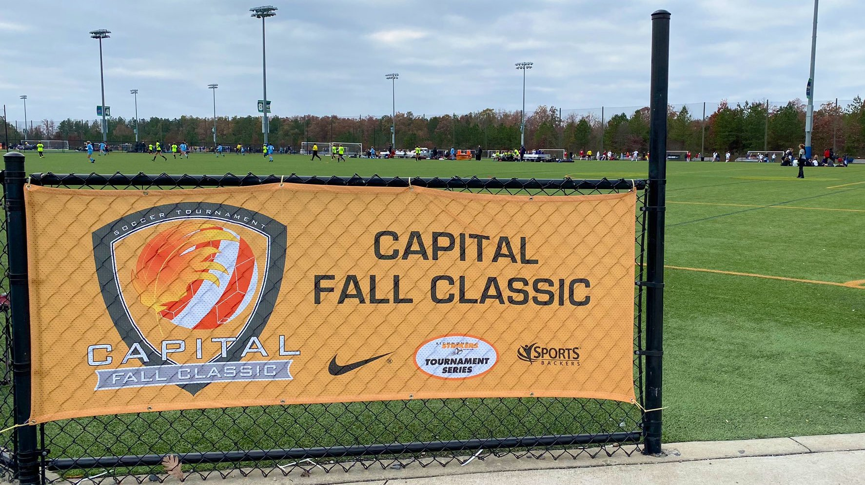 Capital Fall Classic 2019 Girls Weekend Recap
